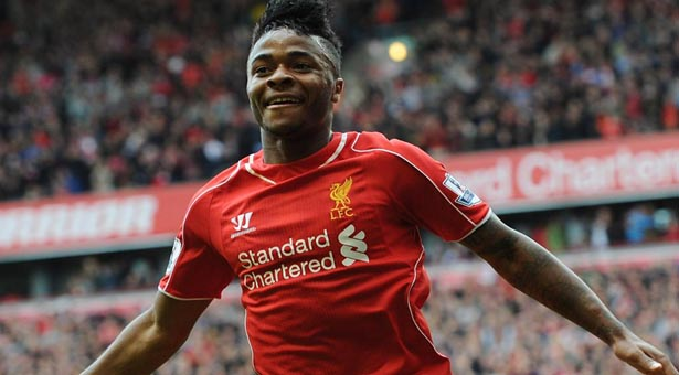 liverpool fc sterling - photo #26