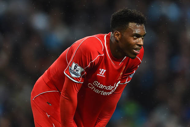 Liverpool FC Daniel Sturridge Profile